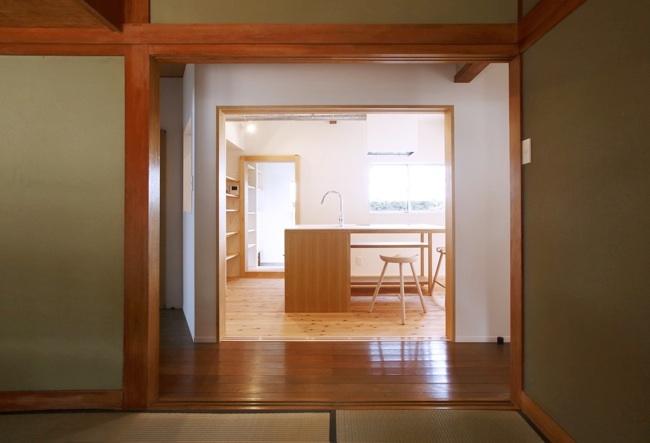 ON-renovationの部屋 和室