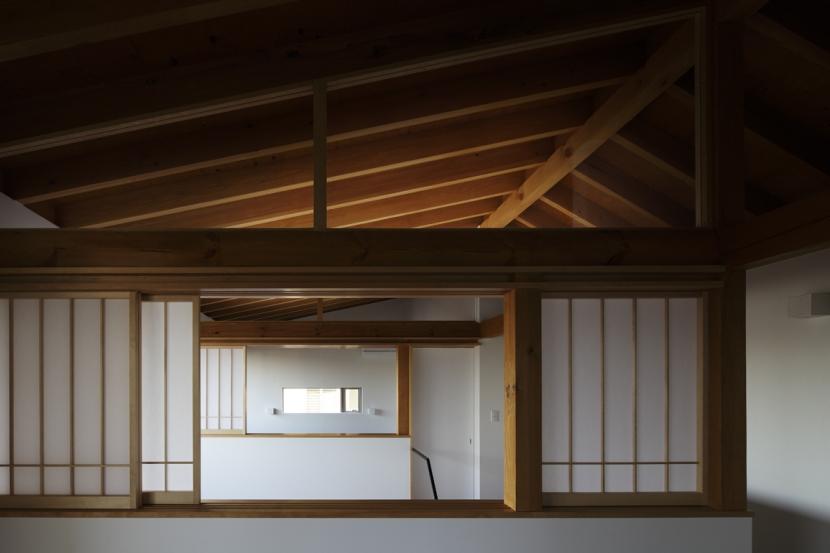 南流山の家の部屋 子供室