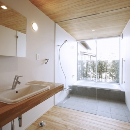ON-renovation (洗面浴室)
