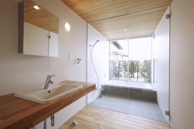 洗面浴室 (ON-renovation)