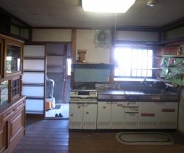 ON-renovation (キッチンbefore)