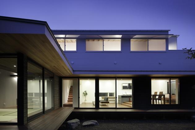 青葉台の家