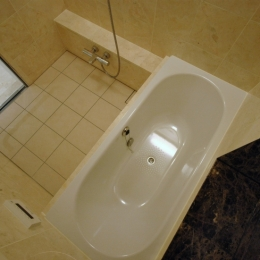 神戸M邸 (浴室)