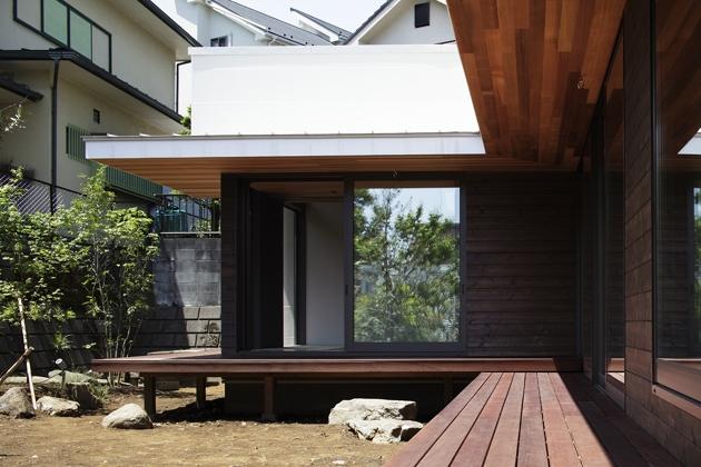 建築家:丸山耕平建築設計事務所「青葉台の家」