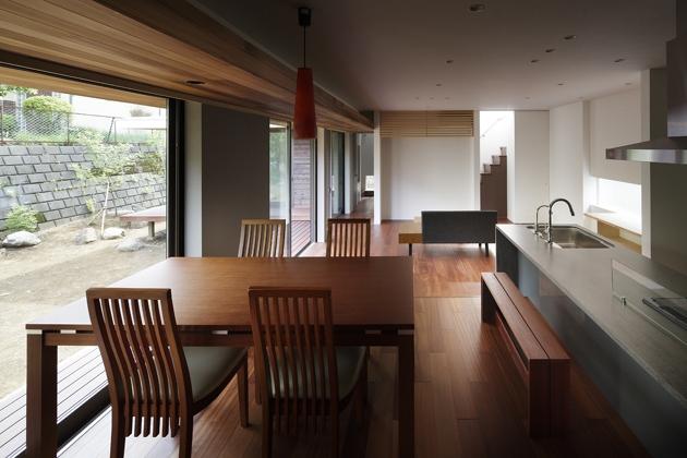青葉台の家の部屋 LDK3