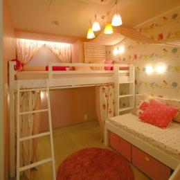 神戸M邸 (子供部屋)