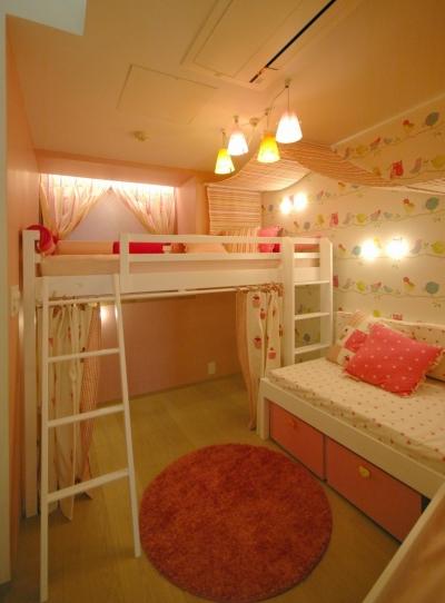 子供部屋 (神戸M邸)