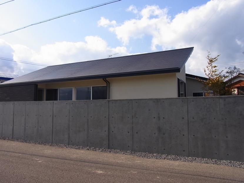 愛媛・西条の家の写真 外観
