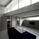 後藤武建築設計事務所の住宅事例「空の洞窟」
