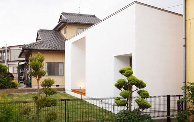 建築家:藤井 将「つつまれた家」