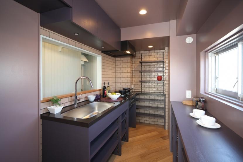 ククルス戸越の部屋 キッチン