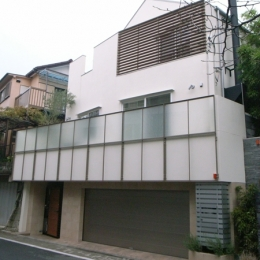 ヒロオ K邸 (外観)