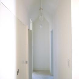ヒロオ K邸 (廊下)