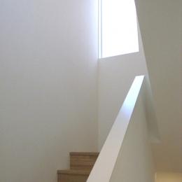 ヒロオ K邸 (階段)