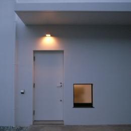 玄関 (HOUSE KS 2)