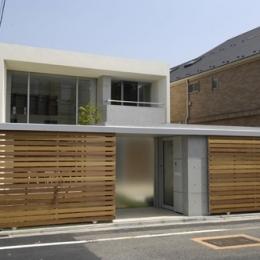 建築家 内山章の事例「HOUSE BK」