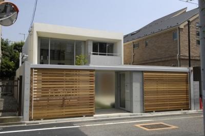 外観 (HOUSE BK)