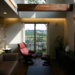 建築家 東 正二の事例「御池台の家」