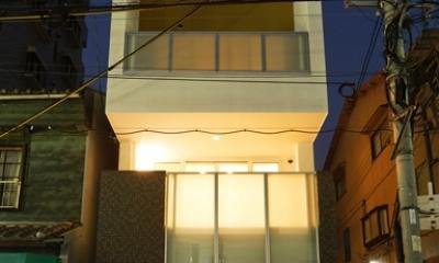 上本町の家(ガレージハウス)