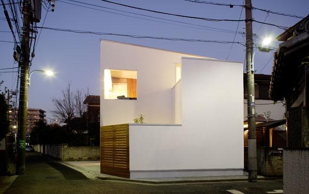 建築家:藤井 将「「」の家」