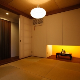 Kb邸-和室