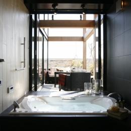 Kb邸-バスルーム