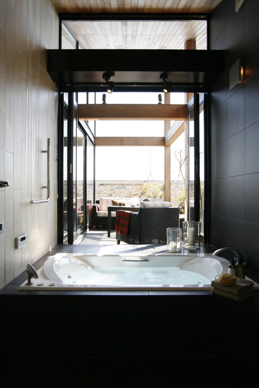 Kb邸の部屋 バスルーム