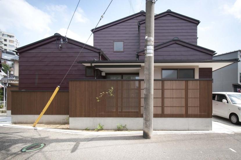 建築家:家山 真「石引の家」