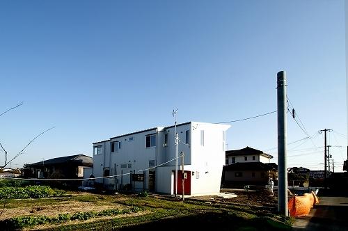 福岡・Xの部屋 外観