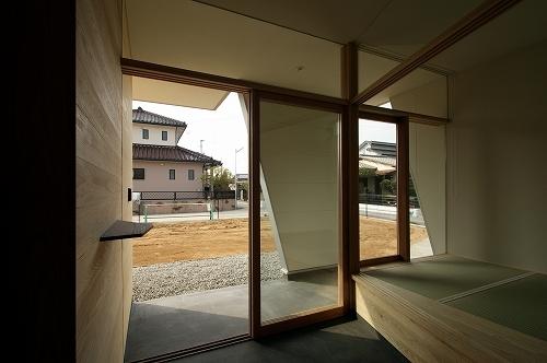 福岡・Xの部屋 土間