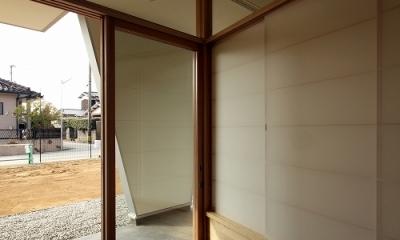 福岡・X (玄関土間)