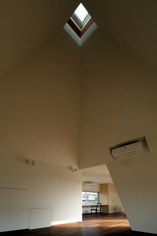 福岡・Xの部屋 居間
