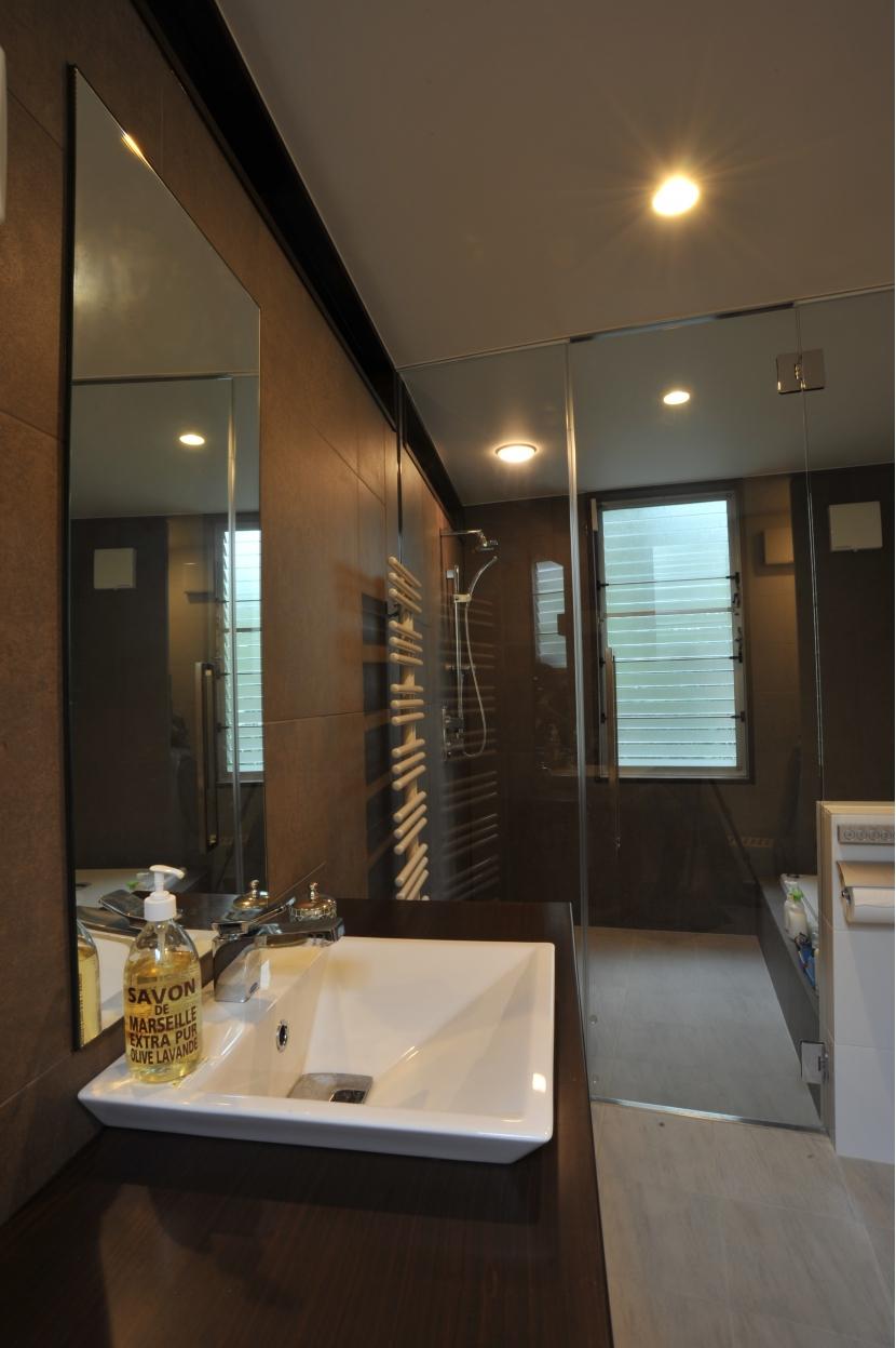 美しが丘の家改修の写真 バスルーム
