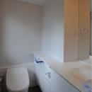 美しが丘の家改修の写真 トイレ