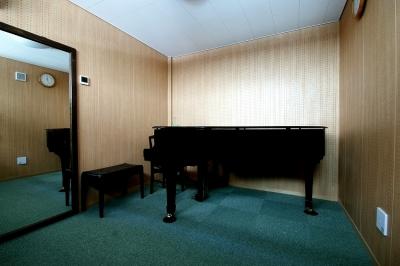 音楽室 (Aビルヂング)