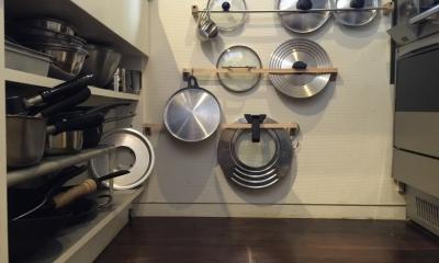 キッチン|松庵の家改修