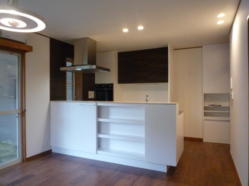 三鷹の家改修の写真 ダイニングキッチン