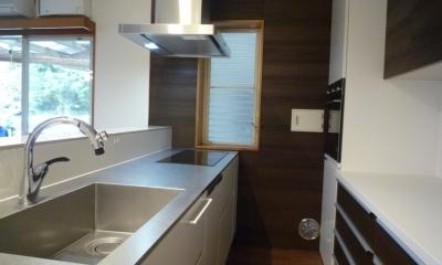 キッチン|三鷹の家改修
