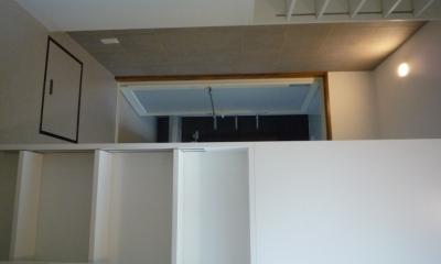 三鷹の家改修