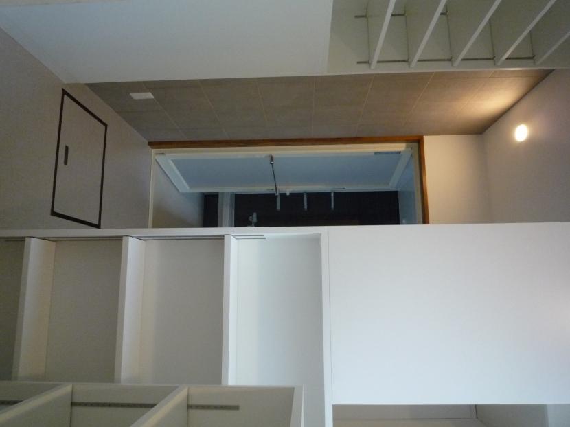 三鷹の家改修の写真 パウダールームから浴室