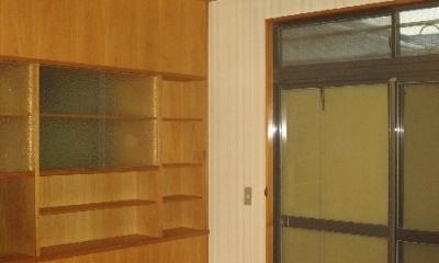 築28年の家を購入しリノベーション|籠原の家 (ダイニング|before)