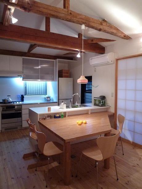 建築家:小磯一雄|KAZ建築研究室「築28年の家を購入しリノベーション|籠原の家」