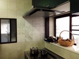 杉田の家改修 (キッチン)