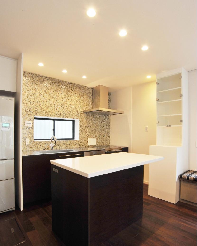 用賀の家改修の写真 ダイニングキッチン
