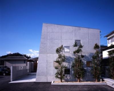 井口の家 (外観)