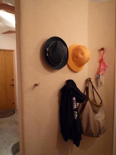 玄関|after (築28年の家を購入しリノベーション|籠原の家)