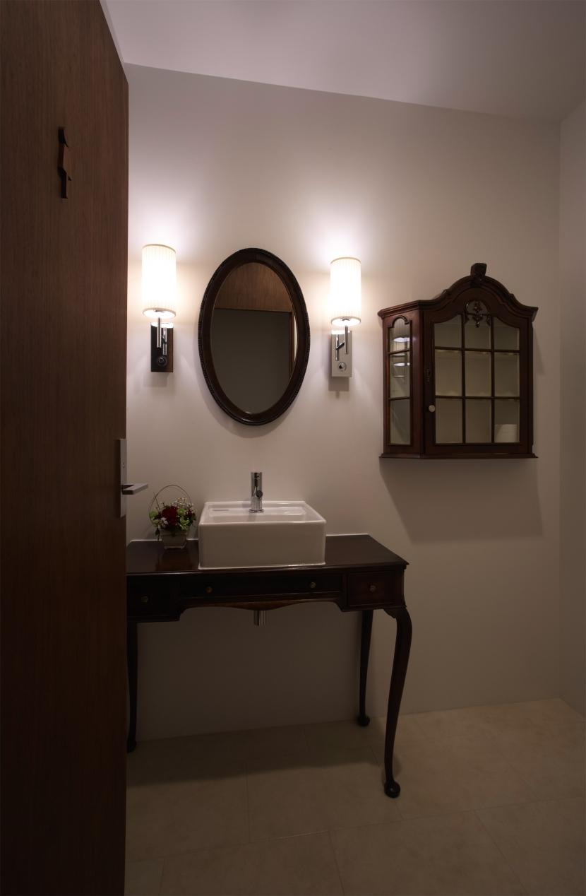 ARBREVEの部屋 洗面所