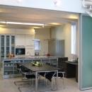 家山 真の住宅事例「久安の家|プライベートな外部空間を持つ家」