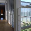 久安の家|プライベートな外部空間を持つ家