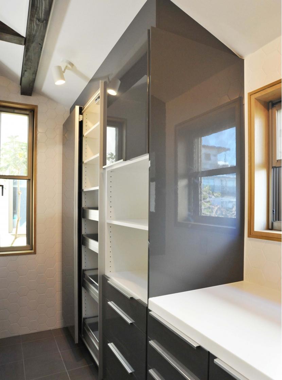 建築家:古屋千夏「下馬の家改修」